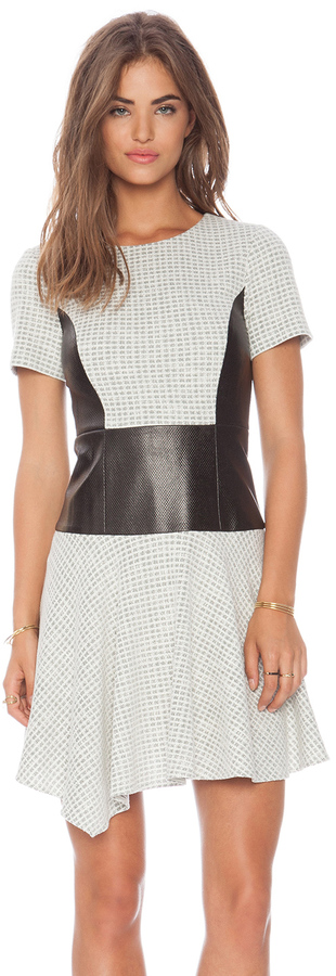Tibi Whitby Dress