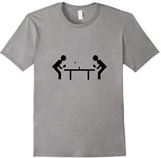 Cool Table Tennis / Ping Pong Game T-shirt