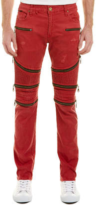 Robin's Jean The Show Red Skinny Leg
