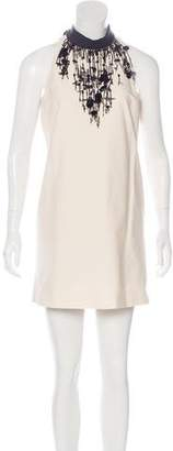 Brunello Cucinelli Sleeveless Embellished Dress