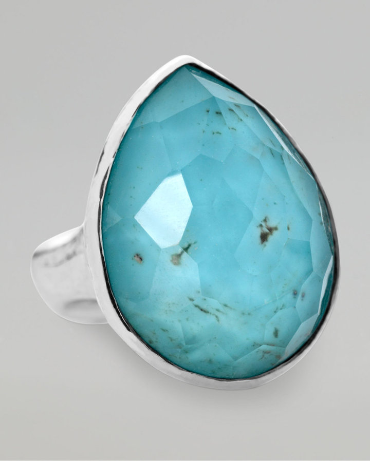 Ippolita Wonderland Teardrop Ring