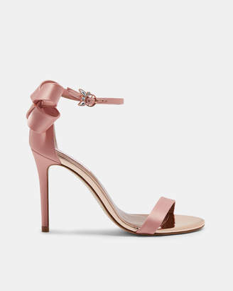 acf4951e00d Ted Baker SANDALC Bow detail heeled sandals