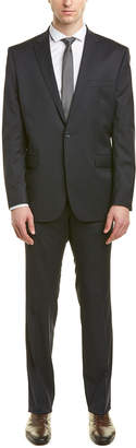 Kenneth Cole New York Wool Travel Suit