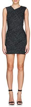 Balmain Women's Galaxy Lamé Dress