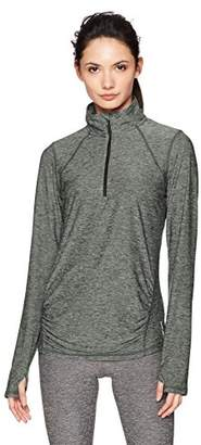 Head Women's Energy Marled 1/2 Zip Top