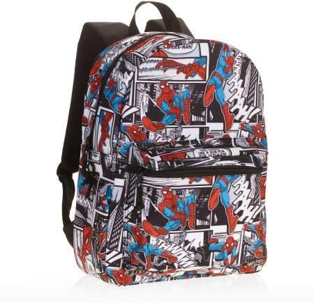Spider-Man Spidey Comic Backpack
