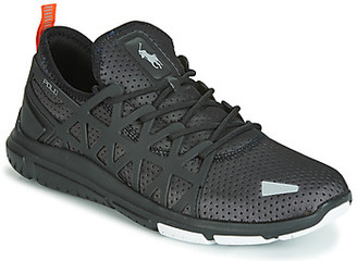 Polo Ralph Lauren TRAIN 200 PERF MESH men's Shoes (Trainers) in Black