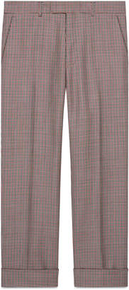 Gucci Tailored houndstooth pant