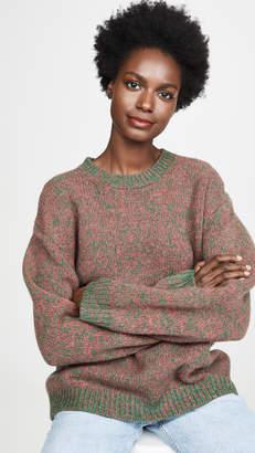 Acne Studios Kamara Shetland Wool Knitwear
