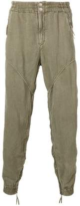 Isabel Marant elasticated cargo pants