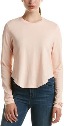 KENDALL + KYLIE Shirt-Tail T-Shirt