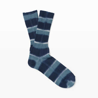 Anonymous Ism Tie-Dye Sock $32 thestylecure.com