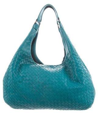Bottega Veneta Intrecciato Nappa Campana Bag