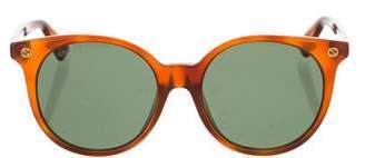 Gucci Round GG Sunglasses