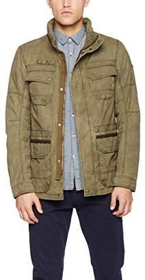 Tom Tailor Men's Field Jacket,Large