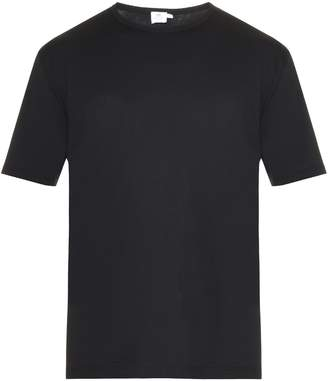 Sunspel Crew-neck cotton-jersey T-shirt