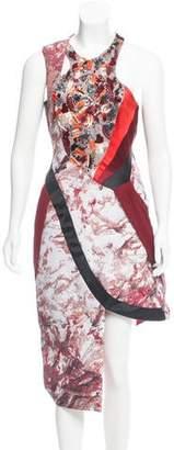 Prabal Gurung Embellished Midi Dress w/ Tags