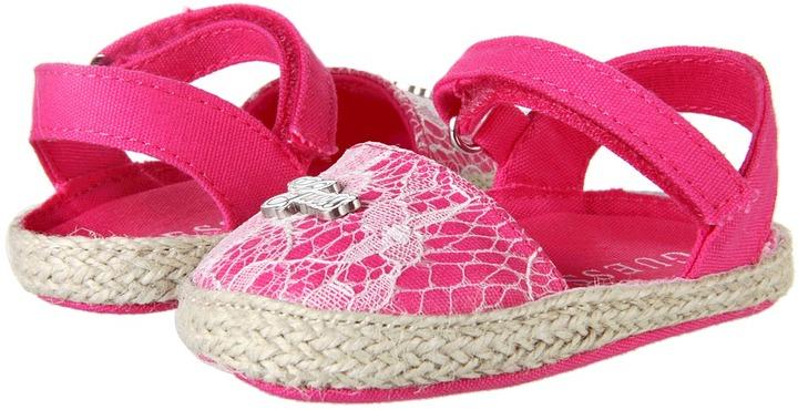 GUESS Kids' - Braedy (Infant/Toddler) (Pink Crimson Lace) - Footwear