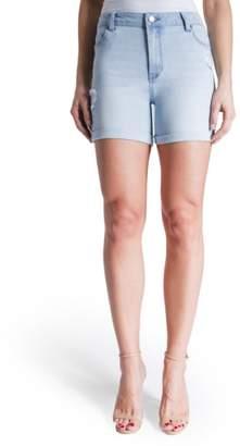Liverpool Vickie Denim Shorts