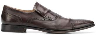 Dolce & Gabbana Pre-Owned 1990's punch hole loafers