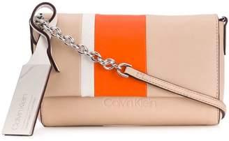 Calvin Klein (カルバン クライン) - Calvin Klein カラーブロック ショルダーバッグ