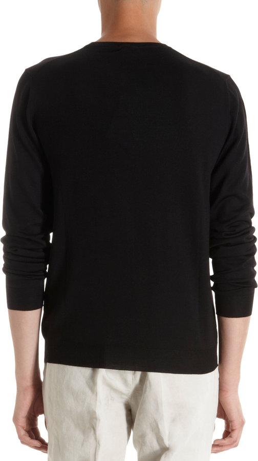 Malo Crewneck Sweater