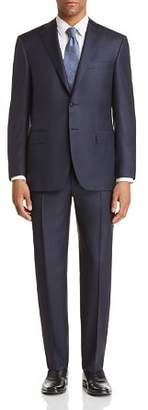 Canali Sharkskin Classic Fit Suit