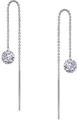 Lafonn Simulated Diamond Threader Earrings
