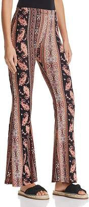 Ppla Floral-Print Bell Bottoms - 100% Exclusive