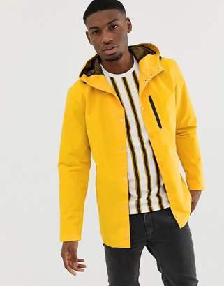 c61ba4bdcde Jack and Jones Core hooded rain jacket