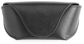 ROYCE New York Women's Leather Sunglasses Carrying Case