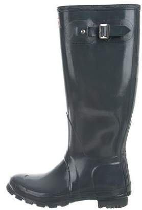 Hunter Rubber Knee Boots