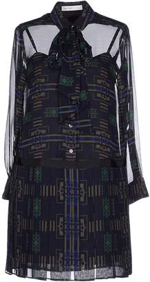 Sacai LUCK Short dresses