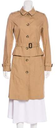 Tory Burch Belted Trench Coat w/ Tags