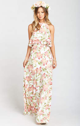 Show Me Your Mumu Princess Ariel Ballgown Maxi Skirt ~ Lily Lady