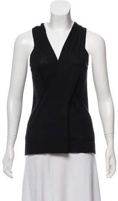 Derek Lam Sleeveless Cashmere Sweater