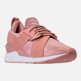 Puma Women's Muse Satin EP Casual Shoes