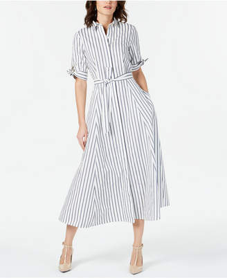 9494dc72c04a6 Calvin Klein Shirt Dress - ShopStyle