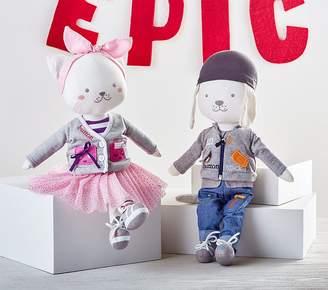 Pottery Barn Kids Practical Life Skills Doll - Boy