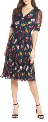 Ali & Jay Floral Angels Flight Midi Dress