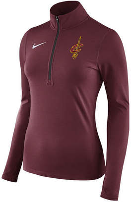 Nike Women Cleveland Cavaliers Element Pullover