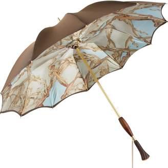 Persolé Italian Made Equestrian Print Umbrella