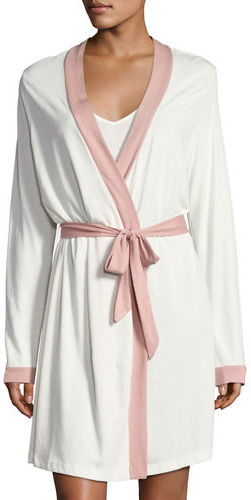 Cosabella Cosabella Bella Long-Sleeve Knit Robe