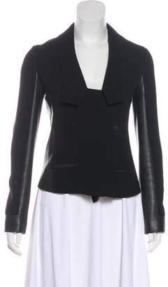 Diane von Furstenberg Saskia Double-Breasted Jacket