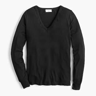 J.Crew X Universal Standard jersey long-sleeve V-neck T-shirt