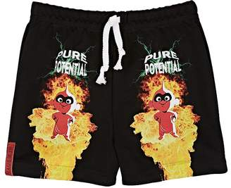 Haus of JR Infants' Jack-Jack Tech-Jersey Shorts