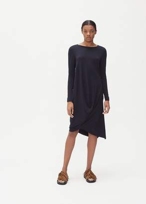 Zero Maria Cornejo Long Sleeve Opposite Dress