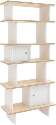 Oeuf Vertical Mini Library, Birch