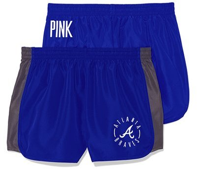 Victoria's Secret PINK Atlanta Braves Campus Short