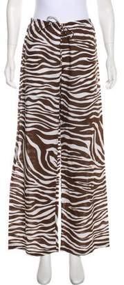 Michael Kors High-Rise Wide-Leg Pants
